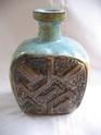 earthenware bottle vase VT ? 03111