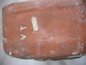 earthenware bottle vase VT ? 03610