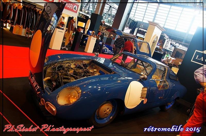 [75][04 au 08/02/2015] 40ème Salon Retromobile - Page 10 Retrom57