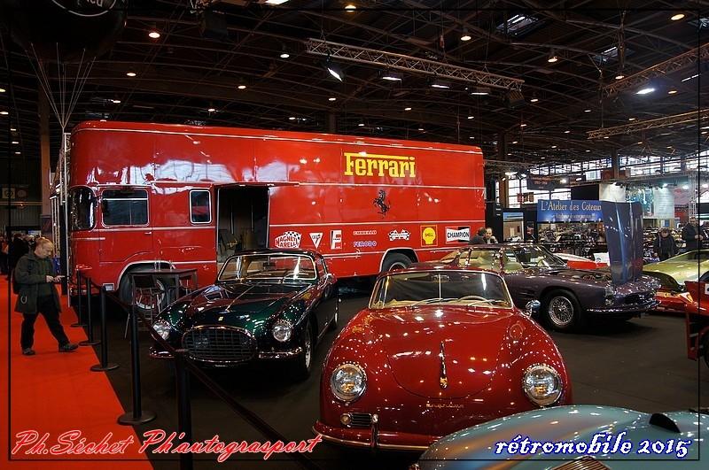 [75][04 au 08/02/2015] 40ème Salon Retromobile - Page 10 Retrom58