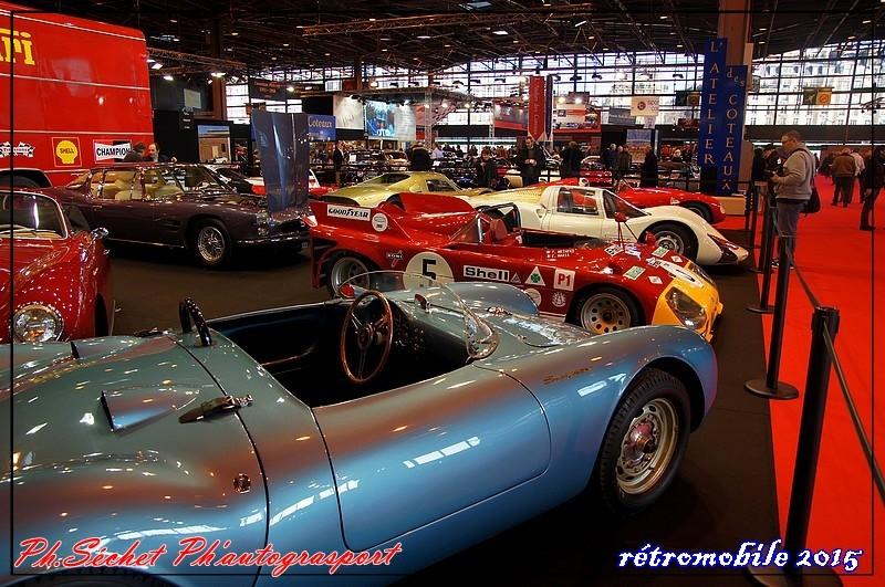 [75][04 au 08/02/2015] 40ème Salon Retromobile - Page 10 Retrom59