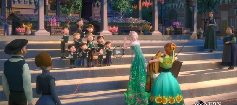La Reine des Neiges : Une Fête Givrée [Cartoon Walt Disney - 2015] - Page 6 Dfdq10