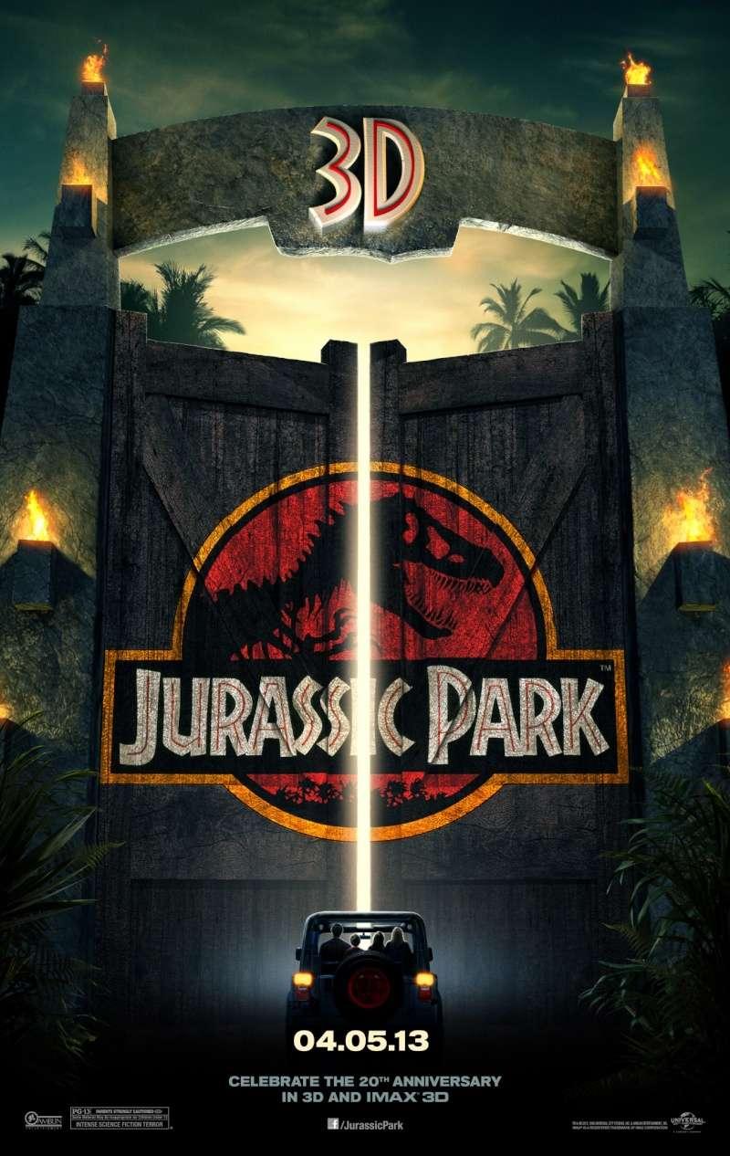 [Saga] Jurassic Park (1993-2015) Jurass10