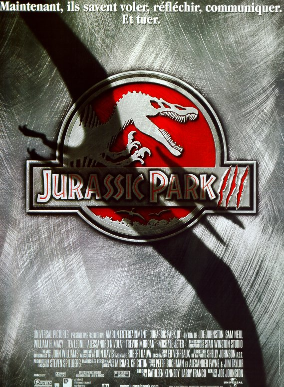 [Saga] Jurassic Park (1993-2015) Jurass12