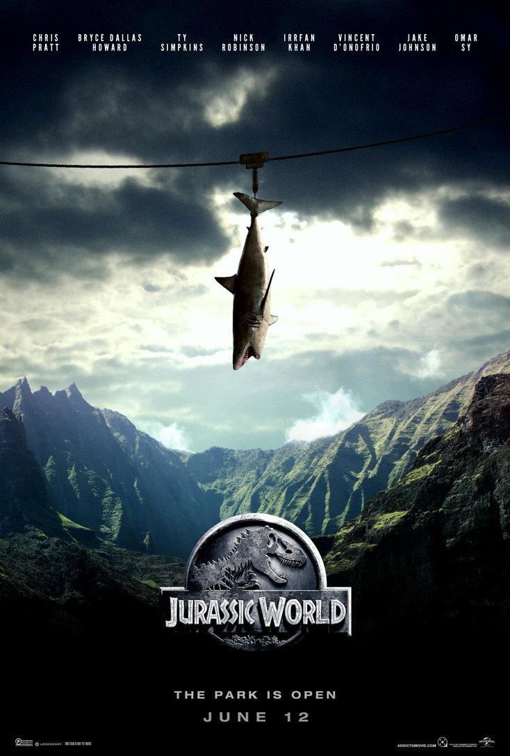 [Saga] Jurassic Park (1993-2015) Jurass14