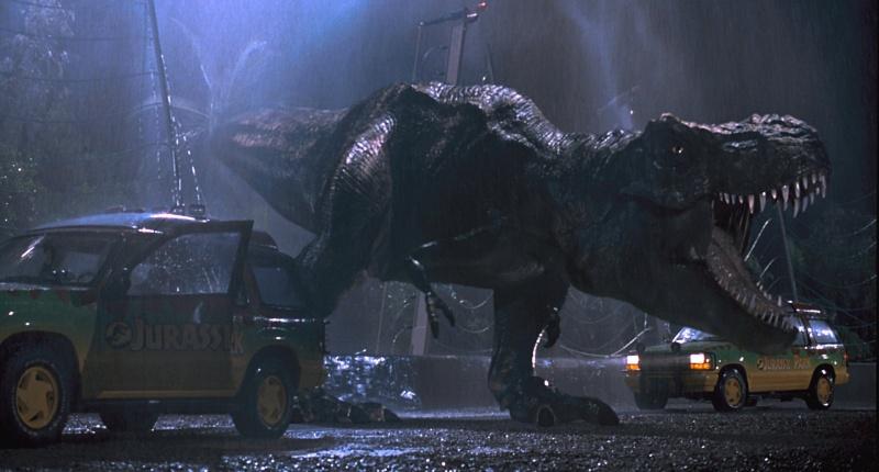 [Saga] Jurassic Park (1993-2015) T-rex10