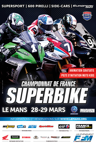 [FSBK] Le Mans 2015 Affich10