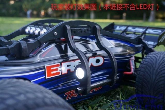 carrosserie trop fragile Rc-car10