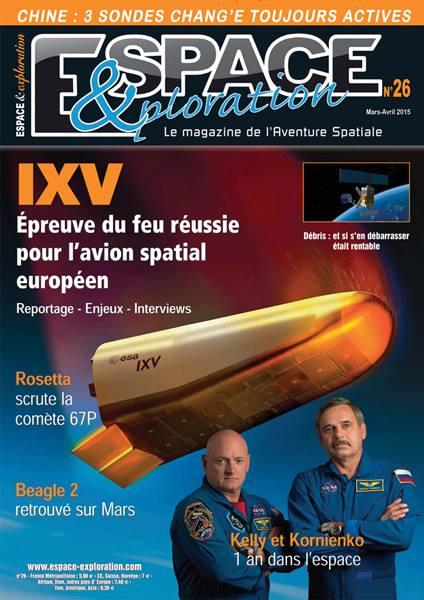 Espace & Exploration n°26 15262110