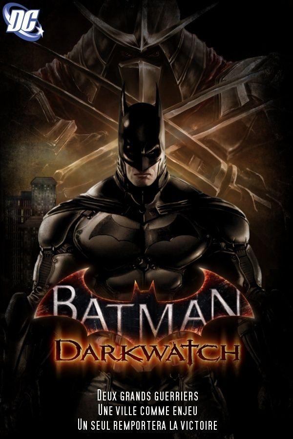 [Teaser] Batman: Darkwatch Affich10