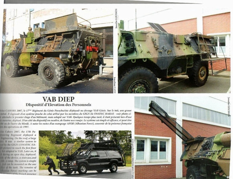 VAB DIEP en scratch au 1/50 base solido Diep0010