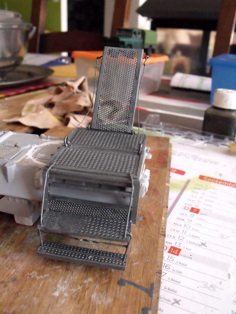 VAB DIEP en scratch au 1/50 base solido Diep1610