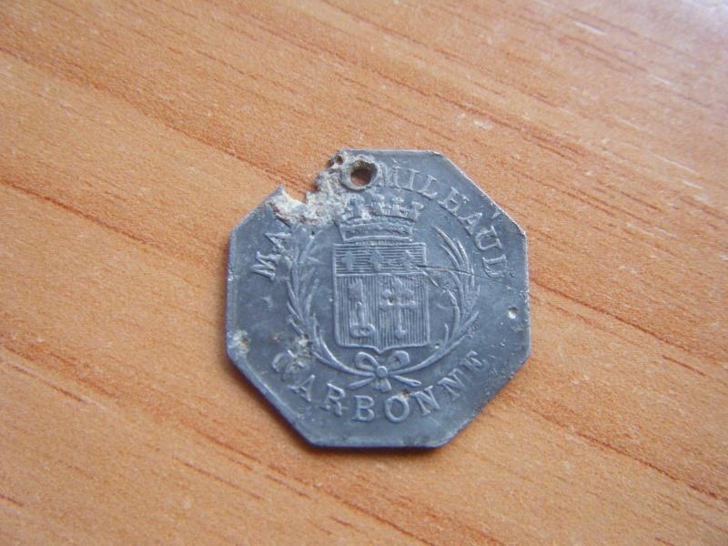 Moneda necesidad Narbonne 1917 Imagen14