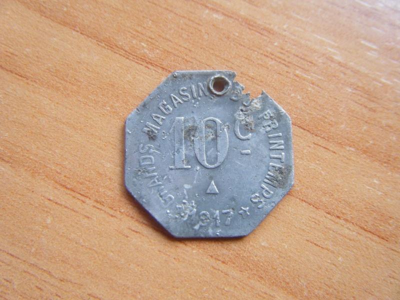 Moneda necesidad Narbonne 1917 Imagen15
