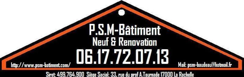 P.S.M-Bâtiment (la rochelle 17) Logo_p10