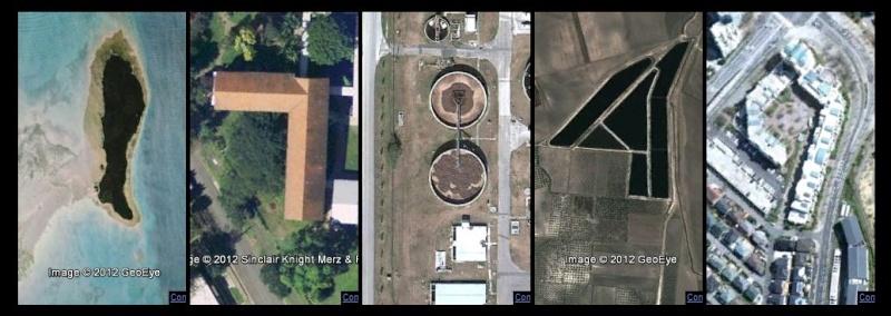 Voir le temps qui passe sur Google earth Presse32