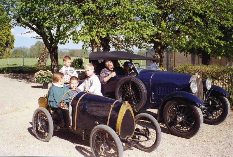 Championnats de jouets sportifs 1932 - (voitures à pédales) Bresci10