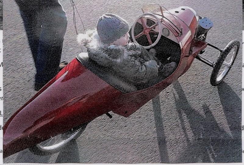 Championnats de jouets sportifs 1932 - (voitures à pédales) Darmon10