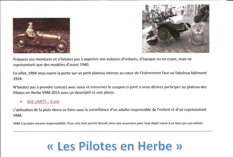Championnats de jouets sportifs 1932 - (voitures à pédales) Pilote11