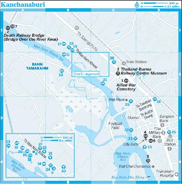 Pont de la rivière Kwaï - Thaïlande - Page 2 Kwai10