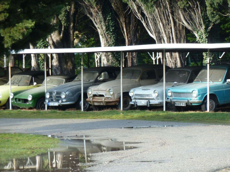 STREET VIEW : belles voitures (Monde) - Page 40 P1030216