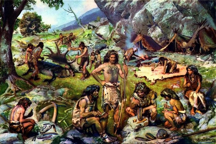 CRIATURAS ; MONSTRUOS Y SERES MITOLOGICOS EN LA ERA HIBORIA - Page 2 Hunter10