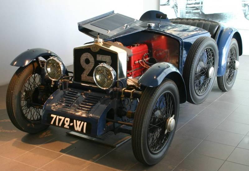 Tracta avant la traction 1929-t10