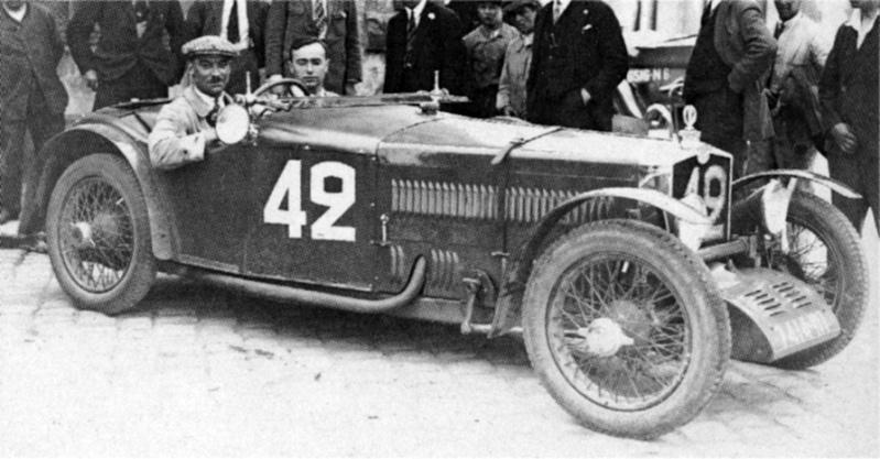 Tracta avant la traction Lm192810