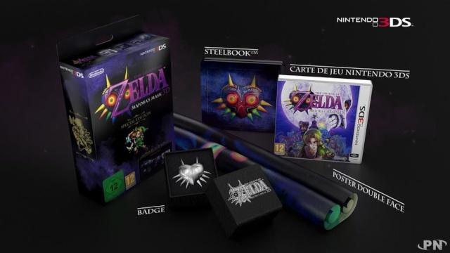 Console Zelda Majora's Mask (3DS) 545ac010
