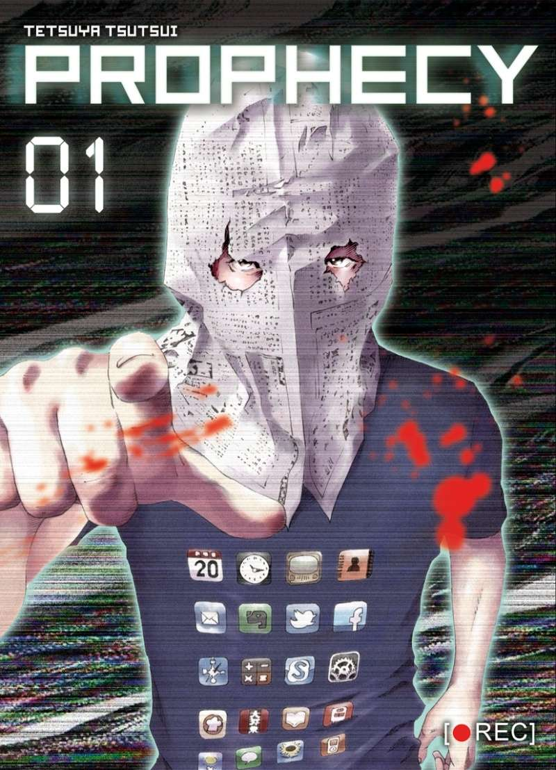 Tetsuya Tsutsui (Prophecy, reset, poison city...) Prophe10