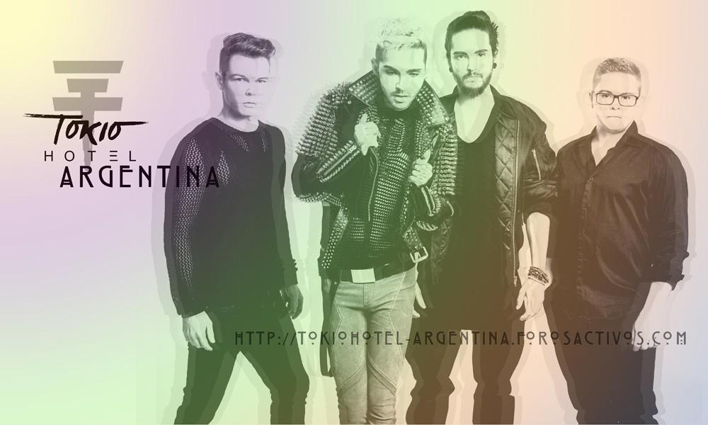 Tokio Hotel Argentina