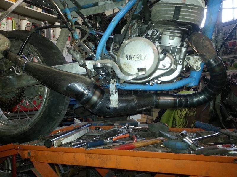 Yamaha 490 IT Dirt piste 20150214