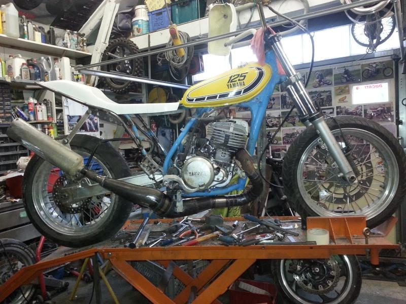 Yamaha 490 IT Dirt piste 20150215