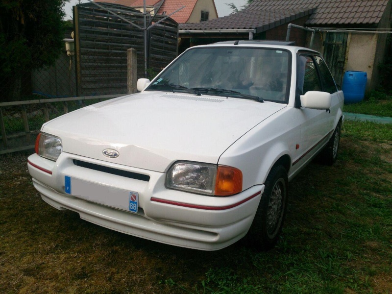 Ford escort XR3I 1600i 1990 510
