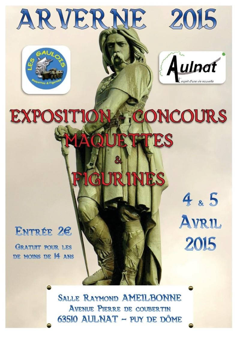 exposition ARVERNE 2015 Arvern11