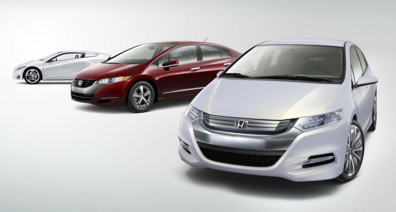 Honda Insight Concept, ¡así será el Prius de Honda! Honda_10