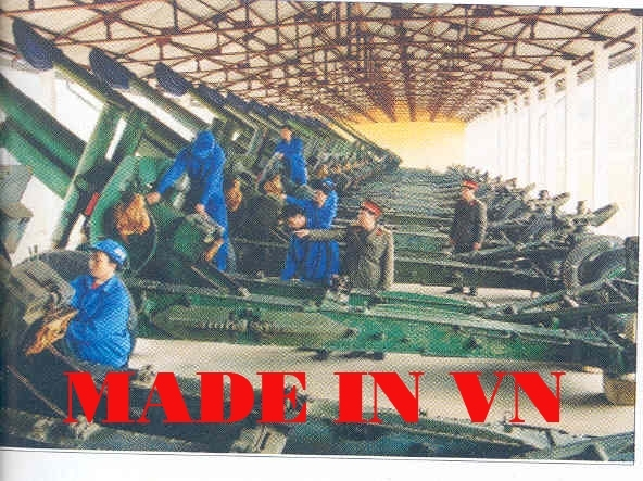 Armée Populaire Vietnamienne/Vietnam People's Army (VPA) Madein10