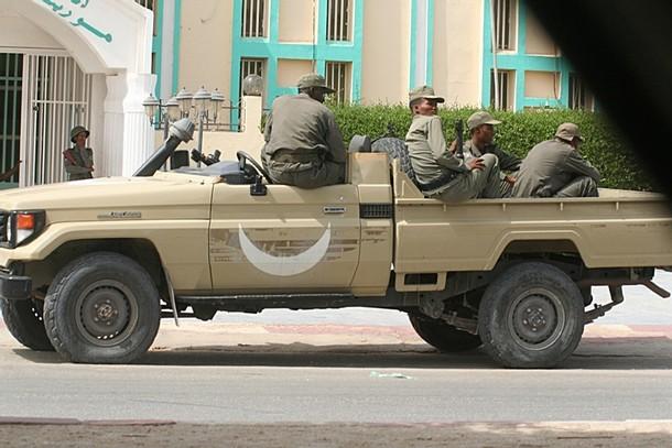 الجيش الموريتاني Mauar210