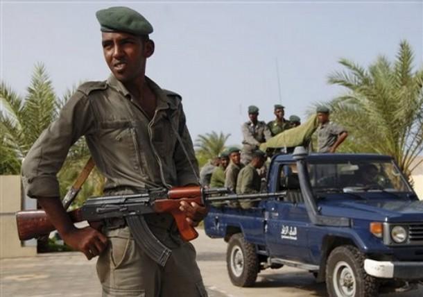 الجيش الموريتاني Mauar410