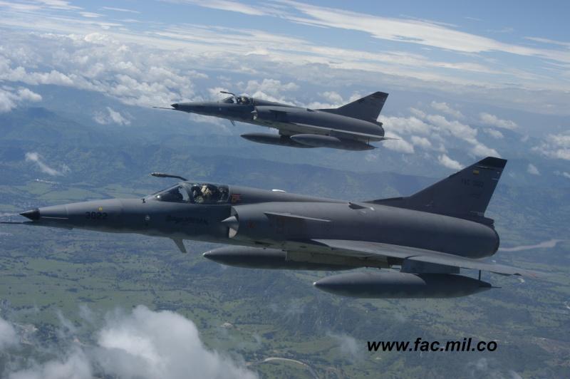 Armée Colombienne / Military Forces of Colombia / Fuerzas Militares de Colombia Mirage11
