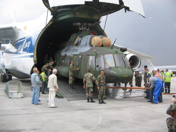 Armée Colombienne / Military Forces of Colombia / Fuerzas Militares de Colombia N1134910