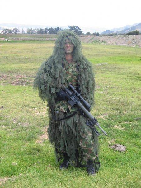Armée Colombienne / Military Forces of Colombia / Fuerzas Militares de Colombia N5110212