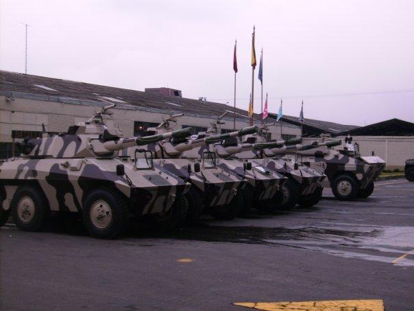 Armée Colombienne / Military Forces of Colombia / Fuerzas Militares de Colombia N5400010