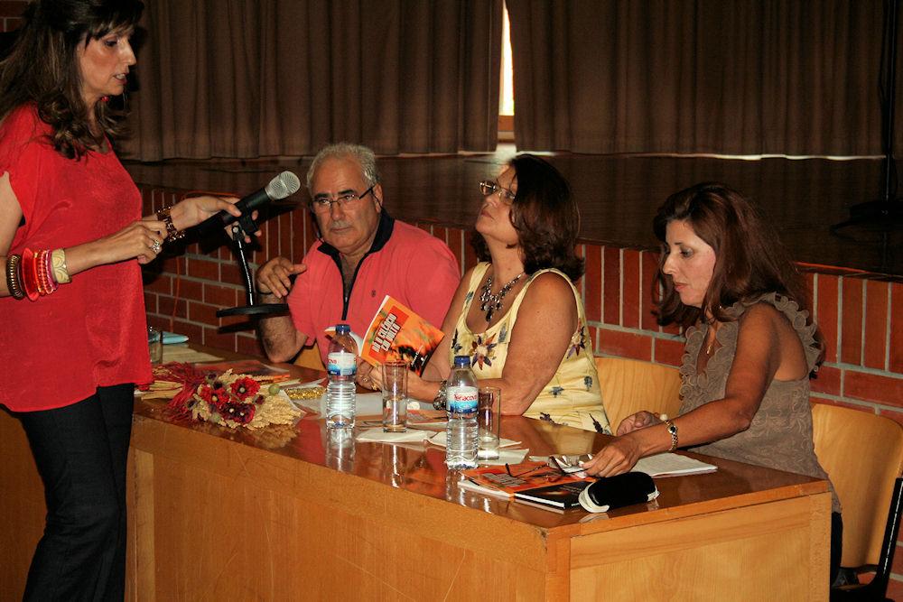 """Convite: Lançamento do livro: """"Há o silêncio em Volta"""" - autor: Álvaro Giesta  20120911"""