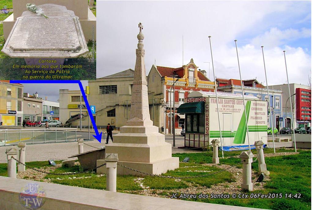 Cidade do Cartaxo - Monumento aos Combatentes Cartax10