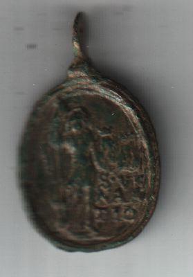 Médaille San-Venancio de Camerino (Italie) - XVIIème A2010