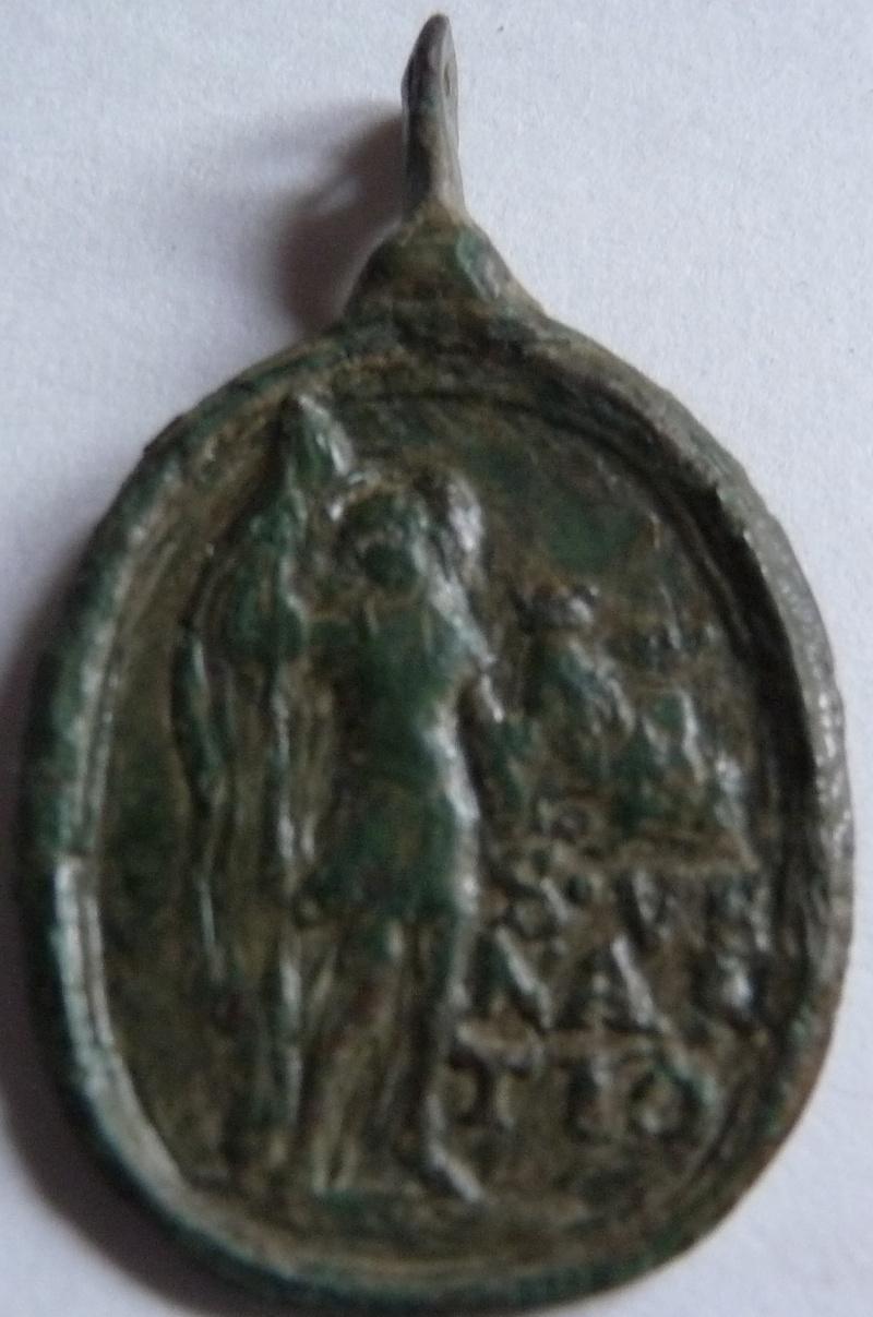 Médaille San-Venancio de Camerino (Italie) - XVIIème A2011