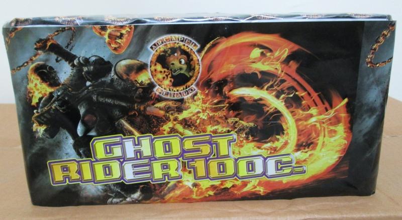 GHOST RIDER 100 C. 01010