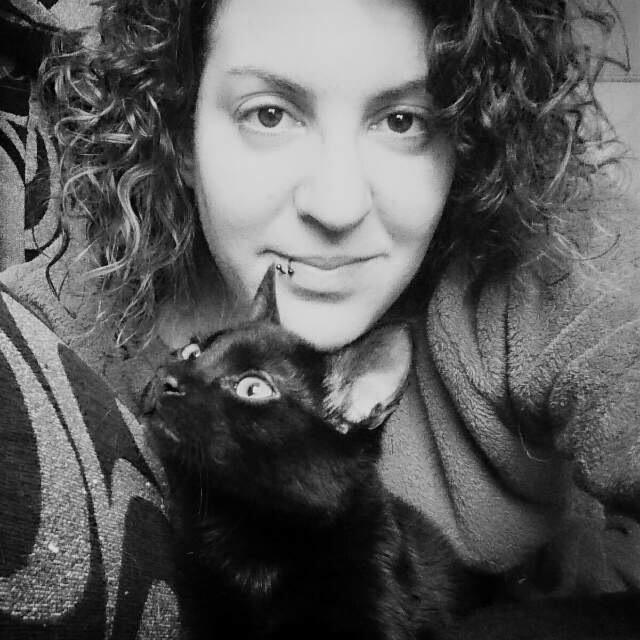 Toni (ahora Beltzi) con Sandra Sandra10