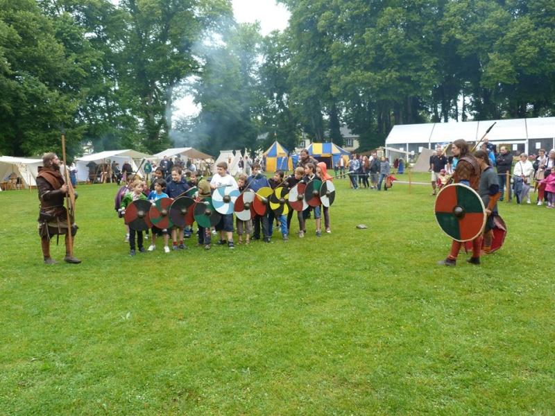 5 & 6 juillet, Médiévales de Bayeux 10360410